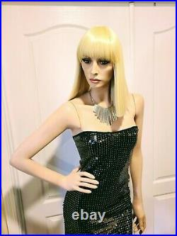 Patina V Female Realistic Mannequin Corinne from Sirens Collection