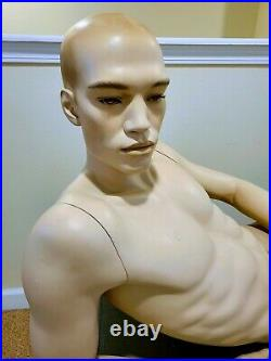 Patina V Rare Male Mannequin Fernando Realistic Idol Collection
