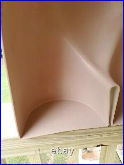 Plastic Female Mannequin Hanging & Standing Torso Shirt Form Plus Size NEW