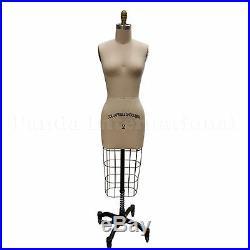 Professional Sewing Dress Form Size 2 Dressform Mannequin