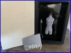 RARE Integrity Dolls Male Dress Form Mannequin Stand Fashion Royalty