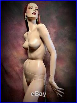 ROOTSTEIN Female Mannequin Full Realistic Calendar Girl Pin Up Vintage RARE