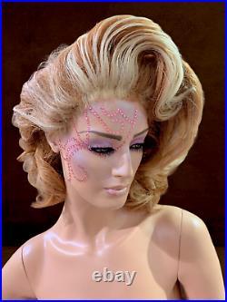 ROOTSTEIN Vintage Realistic Full Female Mannequin Life Size Erin O'Conner ER2
