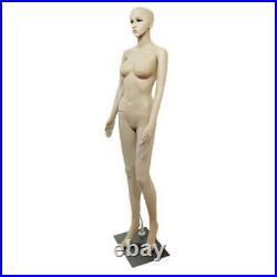 Realistic Female Mannequin Full Body Manikin Dress Form Display Form wBase 175