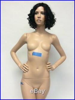 Rootstein Used Realistic Female MannequinTEM7 Temptation Series