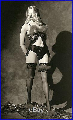 SEXY RECLINING FEMALE MANNEQUIN Decter Vaudeville Mannequins -Vintage Style