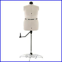SewingMachinesPlus. Com Ava Collection Large Adjustable Dress Form
