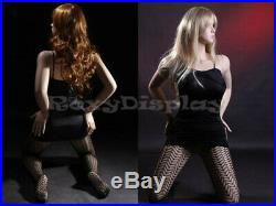 Sexy Big Bust Female Fiberglass Mannequin Dress form Display #MZ-VIS2