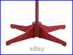 Singer Adjustable Dress Form Mannequin, Red, Small/medium Distressed Pkg