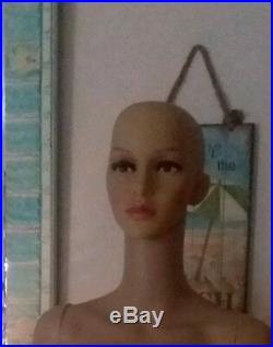 USA SELLER! Female Full Body Realistic Mannequin with Base
