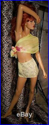 Unique Rare Designer Mannequin by Mannequin Makeovers