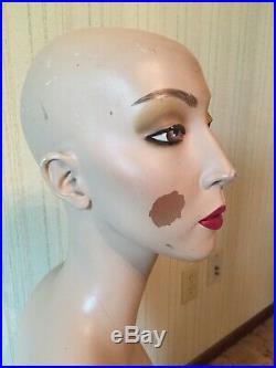 Vintage Adel Rootstein Female Mannequin Kyoko SN3 From The Snapshots Collection