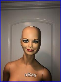 Vintage Decter Female Mannequin