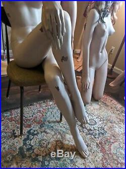 Vintage Female Rootstein Mannequin
