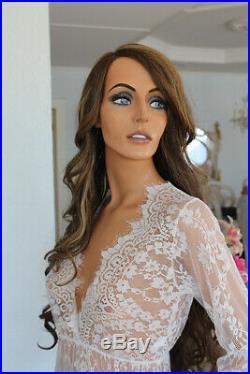 Vintage HINDSGAUL Mannequin Beautiful MAXIME RARE