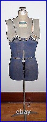 Vintage Hearthside Dressmakers Dress Form Adjustable Mannequin