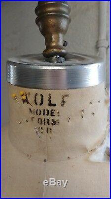 Vintage Wolf model form Size 40 Model 1978