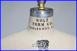 Wolf Form Female Form Size 8 1995