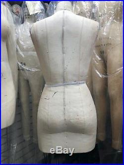 Wolf Form, Sz 12, Model 2006, Professional dress form
